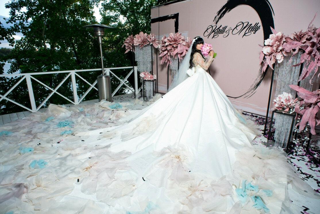 интересуется нелли ермолаева и кирилл андреев свадьба фото при желании