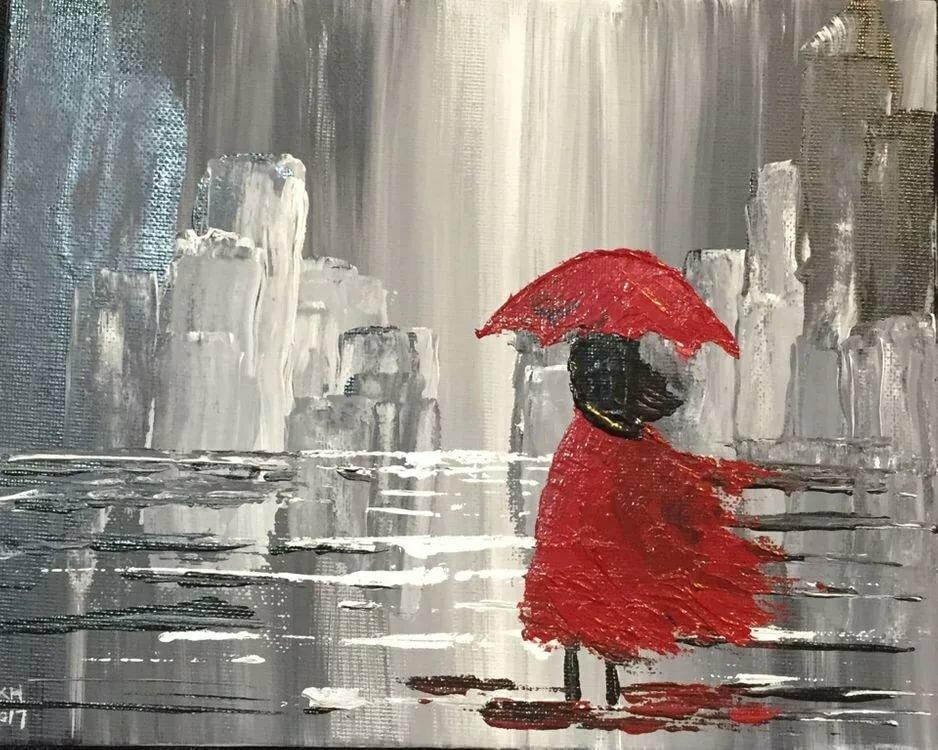 Про чудеса, красивые открытки про дождь