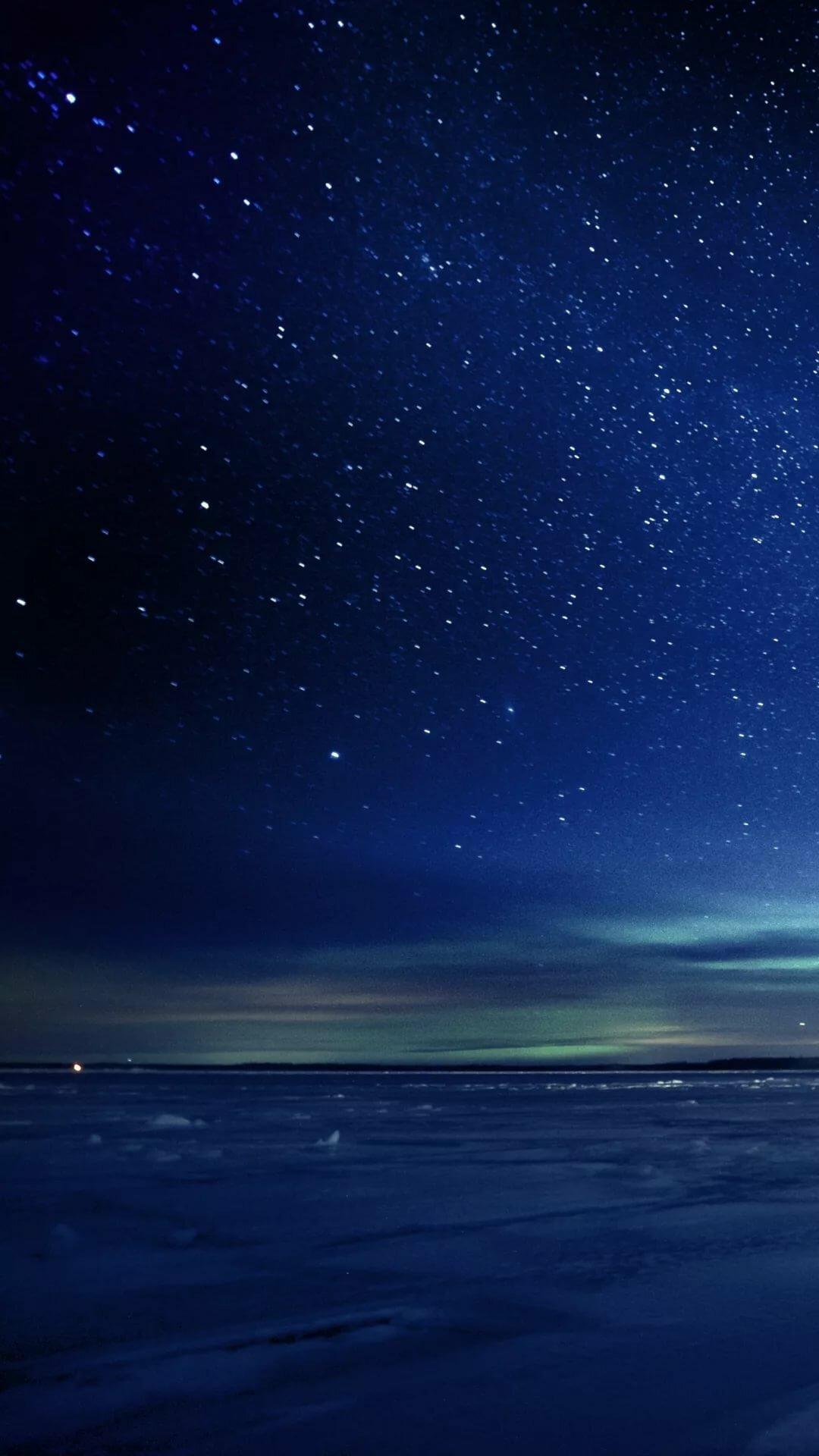 картинки звезды на небе на смартфон восстановить