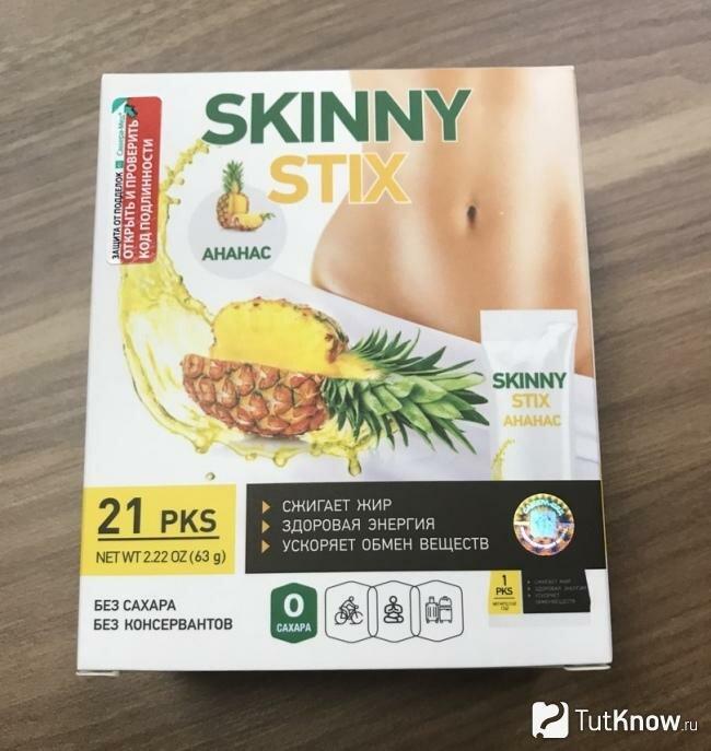 Skinny Stix для похудения в Махачкале