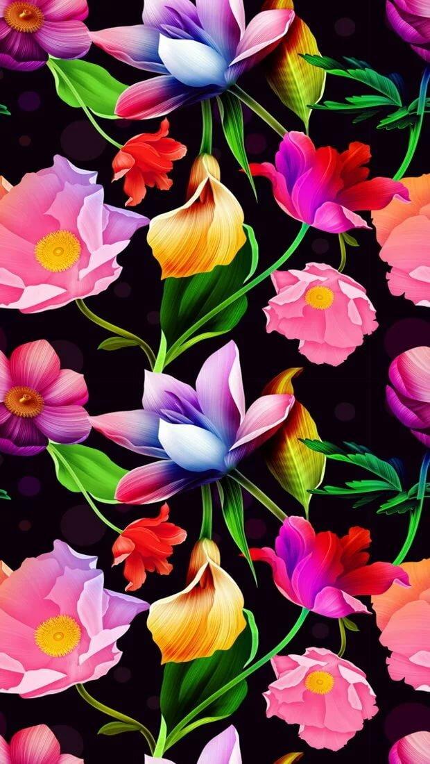 слов картинки для смартфона красивые цветы ним