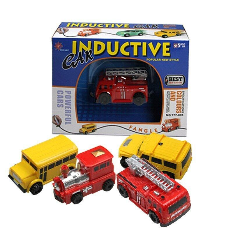 Inductive car - инновационная игрушка в Светогорске