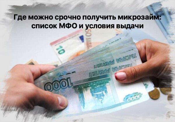 Бот по займу денег