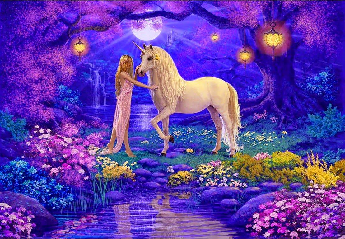картинки цветные волшебные