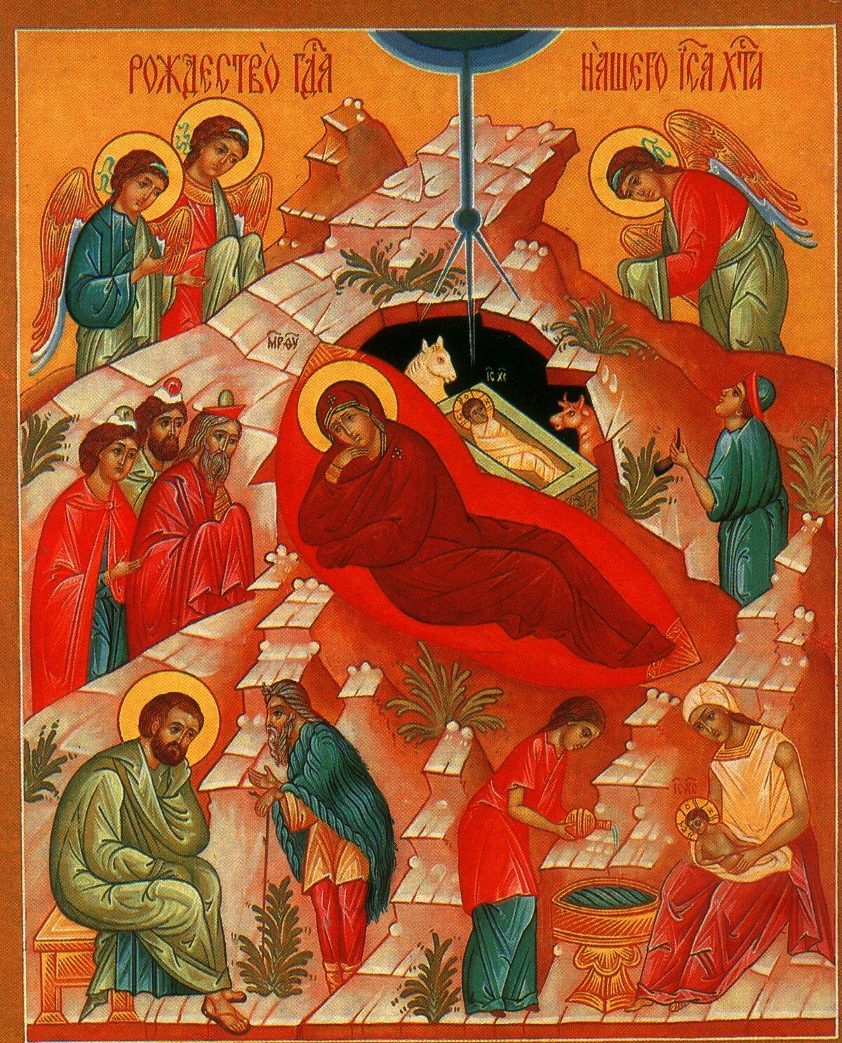 Картинки божественные праздники