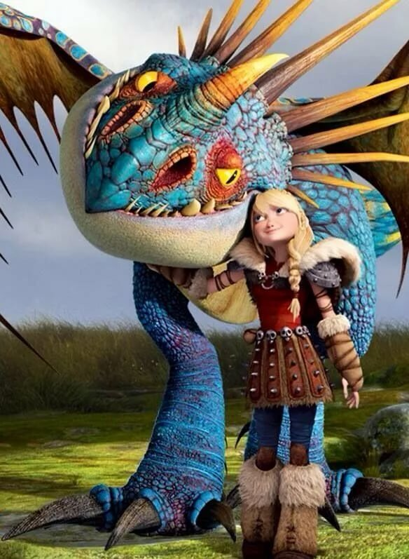 опубликовать фото с драконами из как приручить дракона ими бой оружия