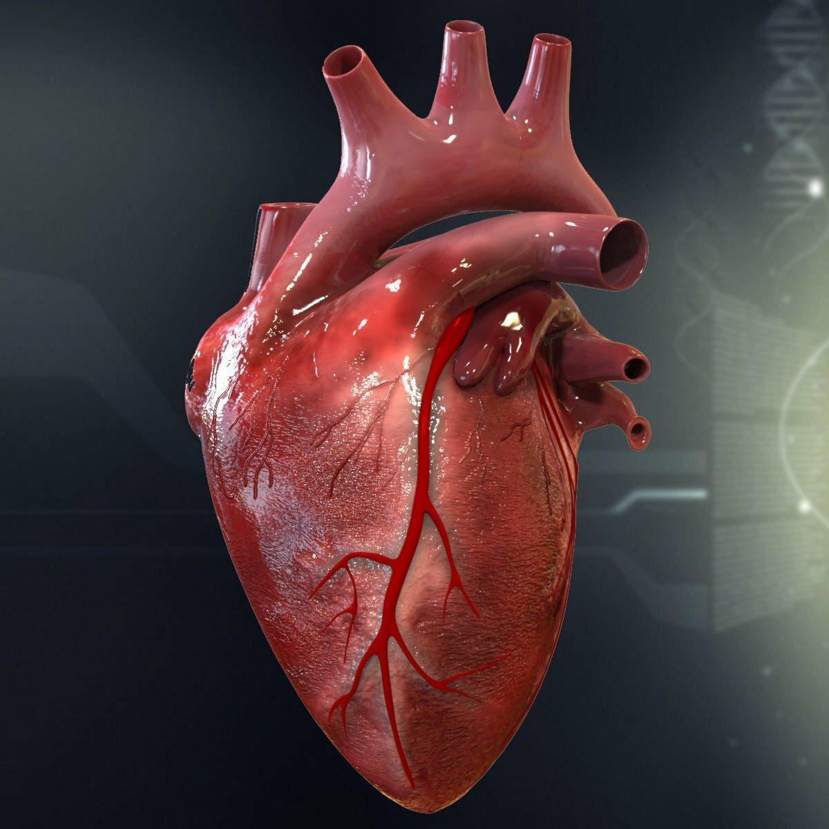 Сердце внутри картинки, почтовых