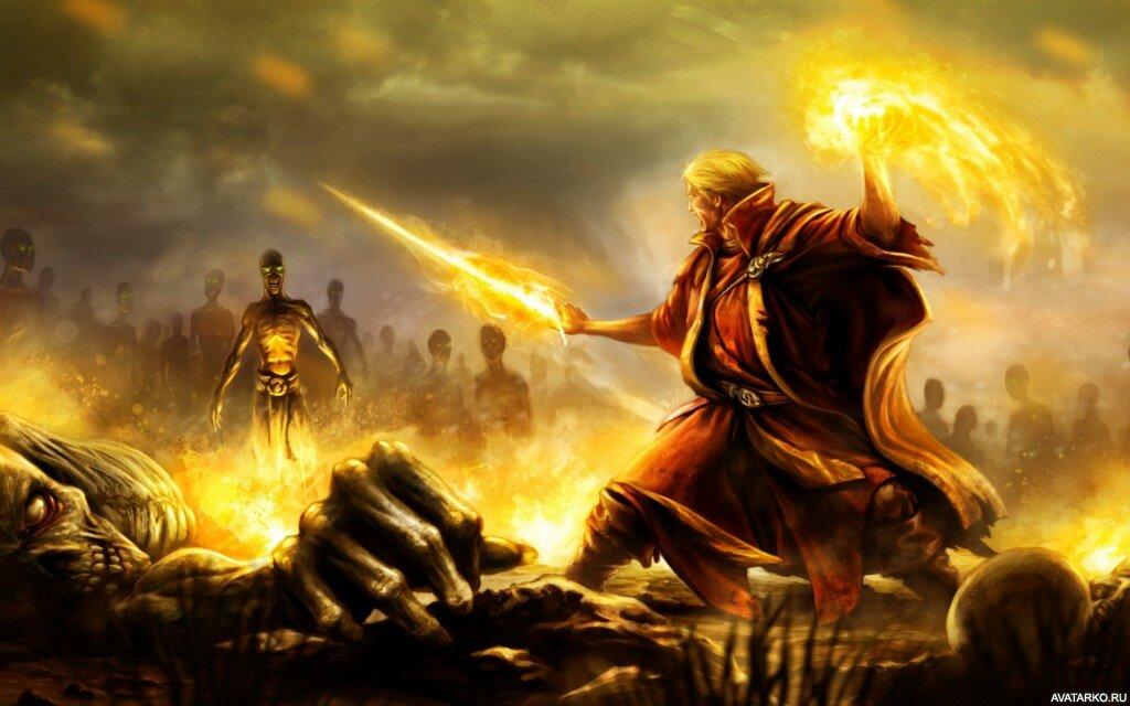 Картинки хитрости огненного боя