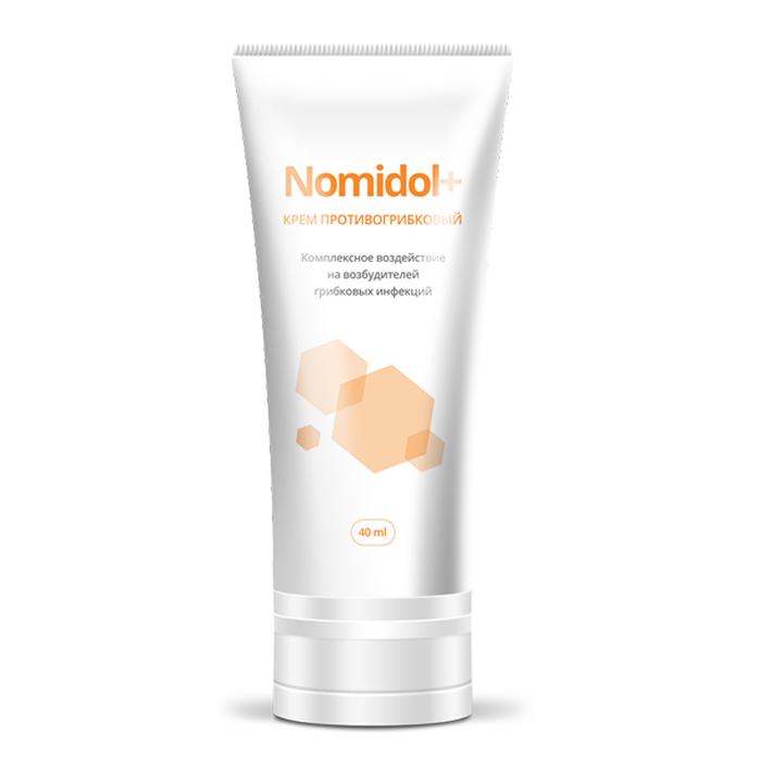 Nomidol - крем от грибка ног