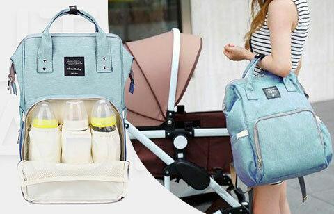 30792e97d224 ... Рюкзак для мам Mommy Bag в Дятькове. - сумка-рюкзак для мам и малышей