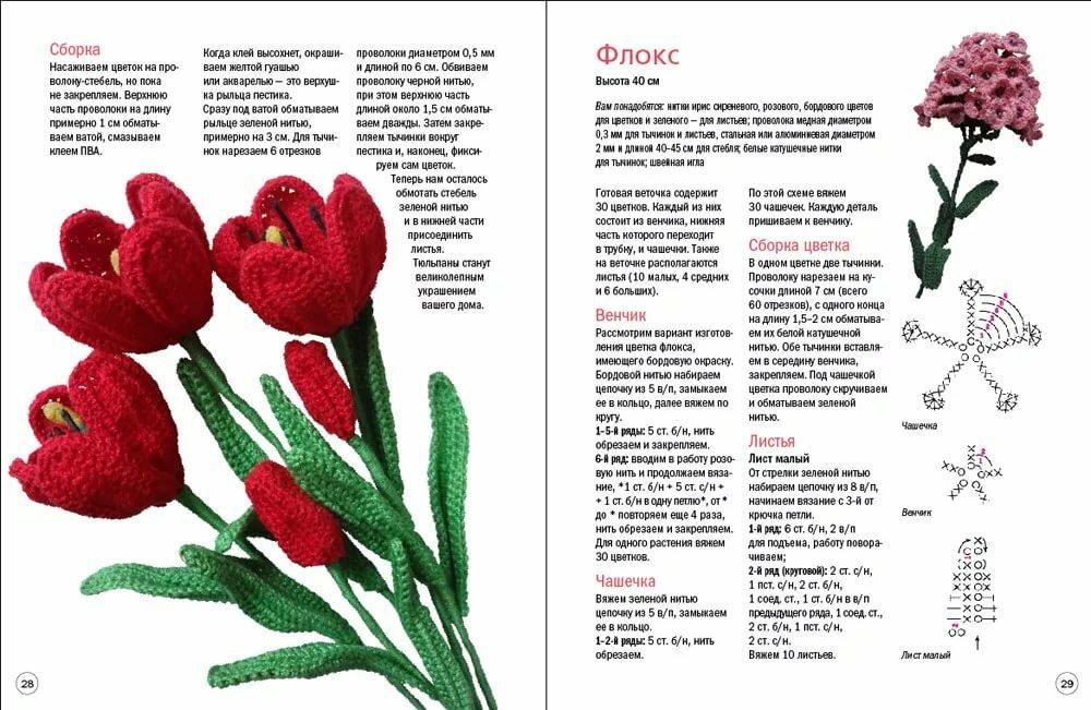 осуществляются специальными вязаные цветы крючком схемы с описанием фото ловец снов картинки