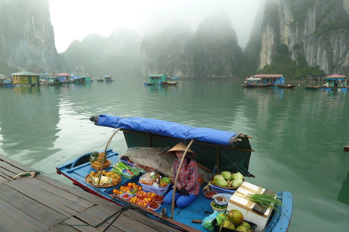 Фотографии туристов во вьетнаме