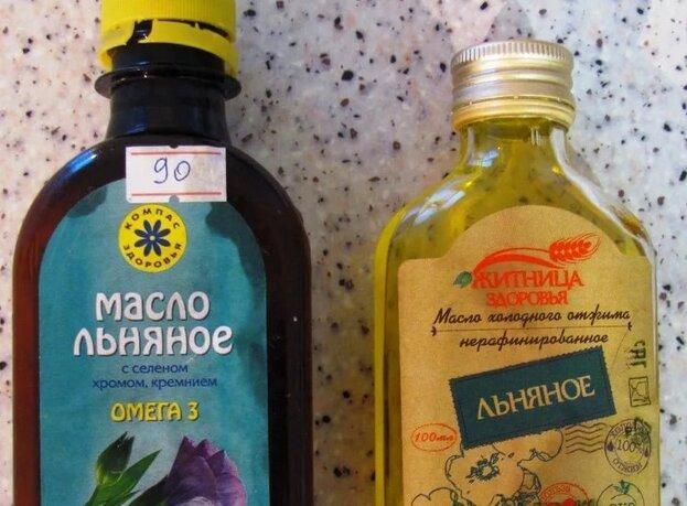 Можно ли есть льняное масло на диете