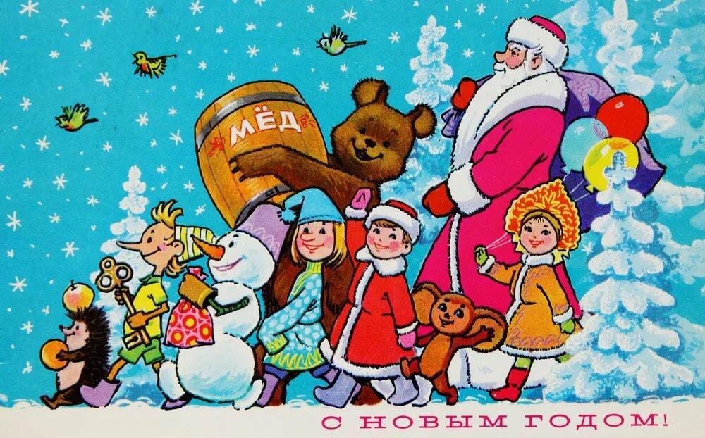 Открытки с новым годом советские с поросенком, надписью
