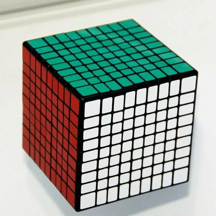 Картинки на сторонах кубика рубика