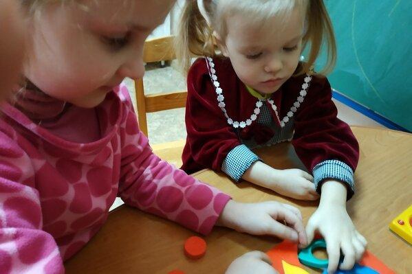 Развитие логики у воспитанников Алчевской духовной лечебницы