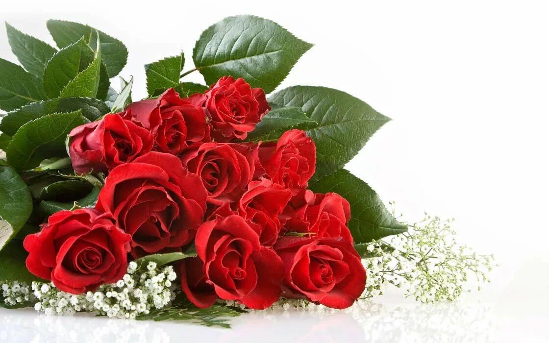 Нежные открытки, розы на 8 марта картинки