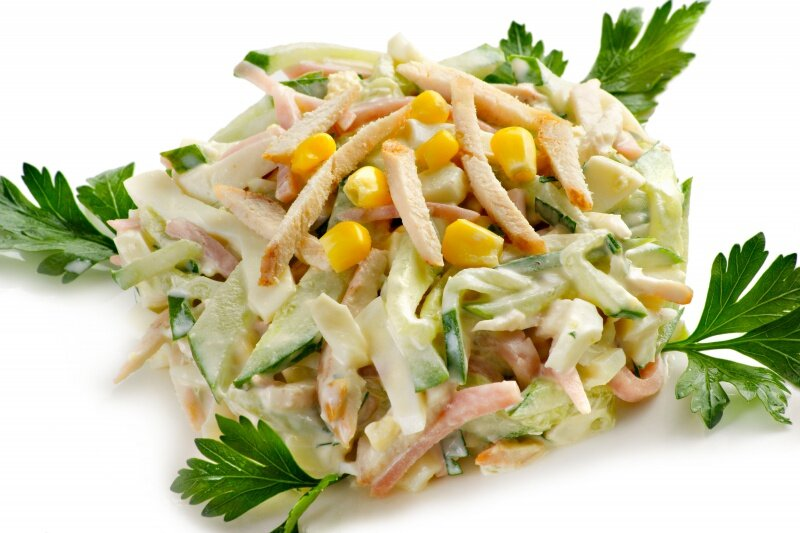 Нежность салат картинка