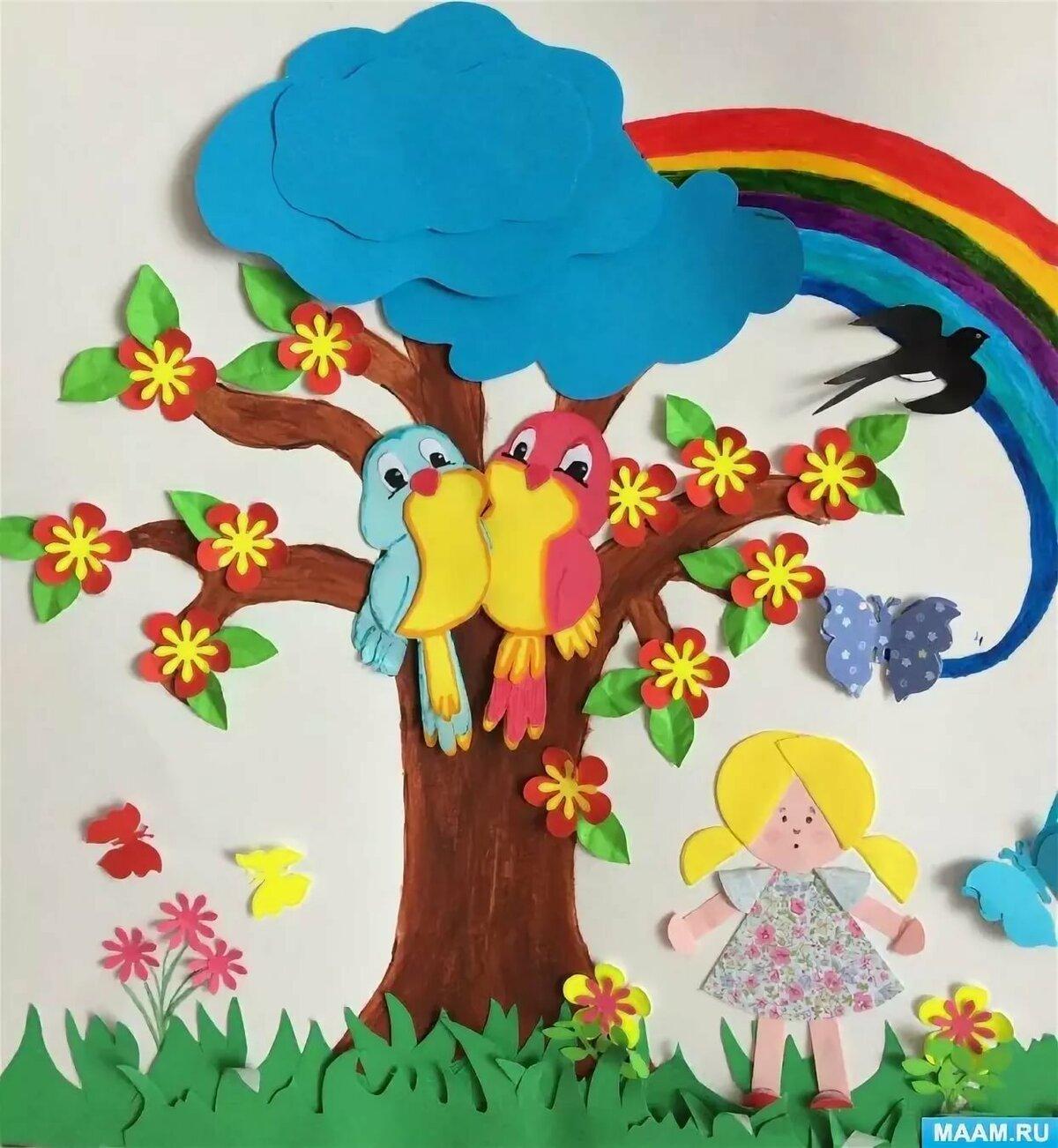 Детский конкурс поделок картинки