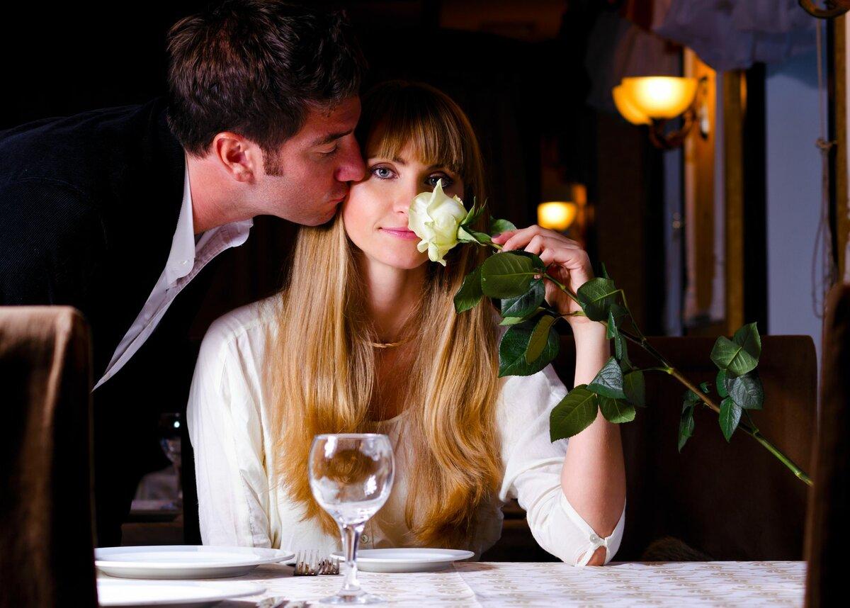 романтический вечер со зрелой женщиной видимо уже
