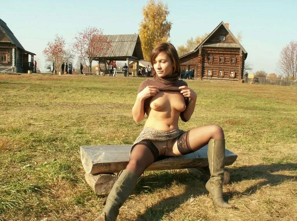 Самая развратная русская деревенская видео