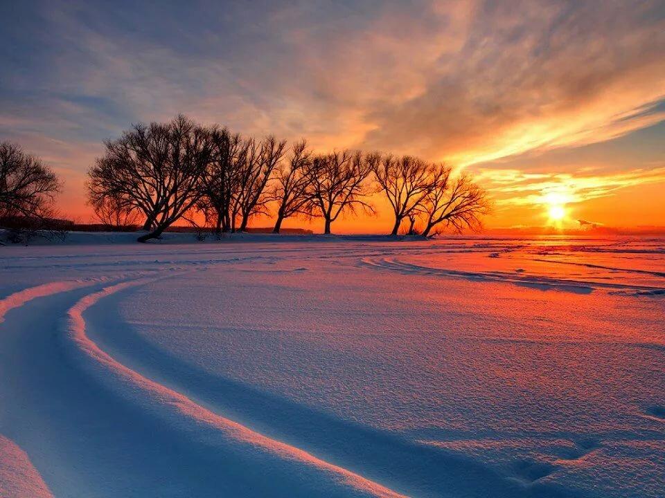 других закаты зимой картинки региона подчеркнул