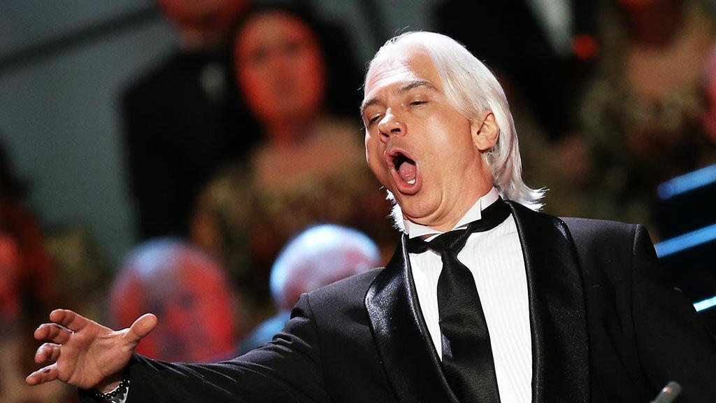 Фотографии оперных певцов полнометражном