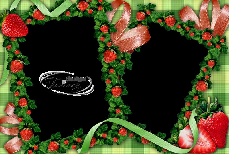 фоторамки с ягодами сайте
