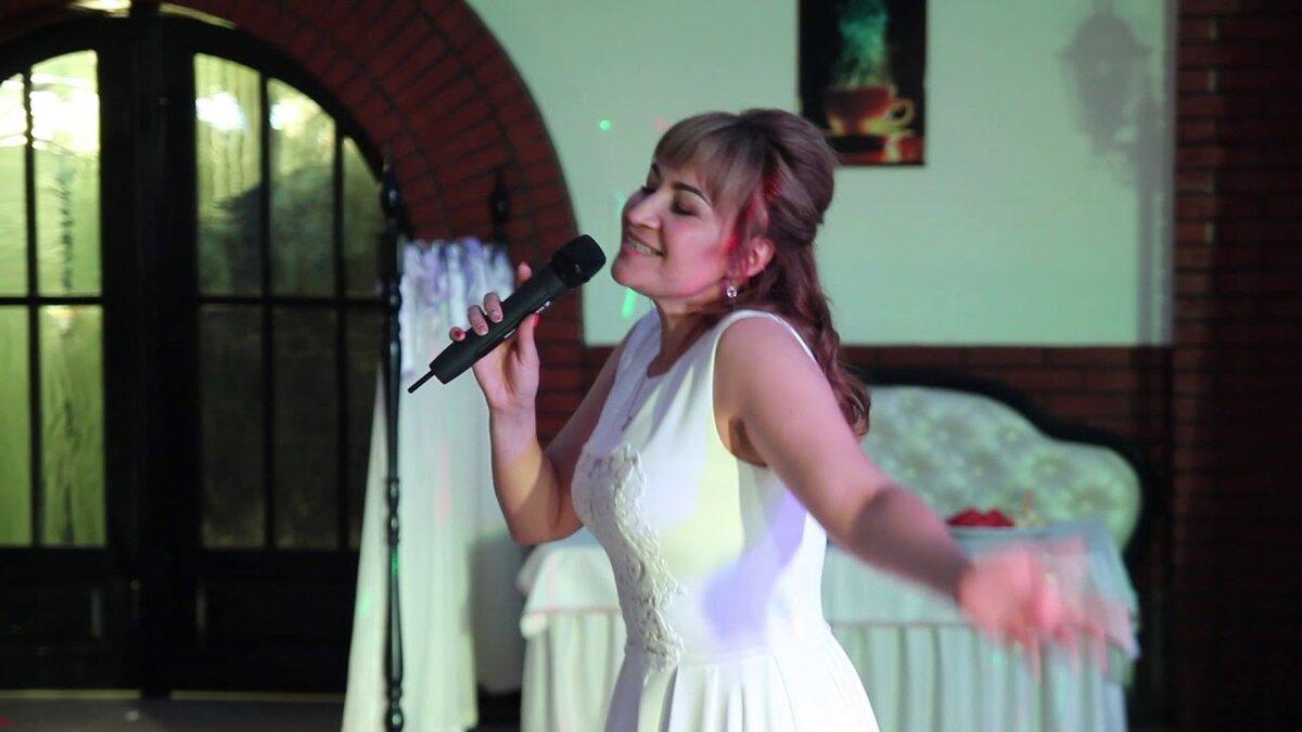 Музыкальное поздравление на свадьбе от мамы невесты