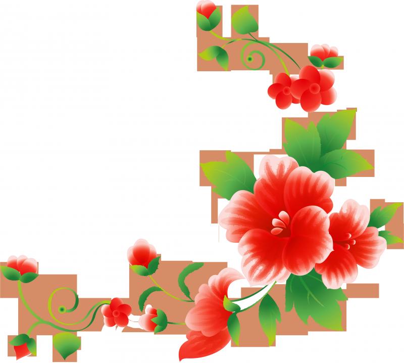 Картинки цветов на прозрачном фоне для презентации, английском