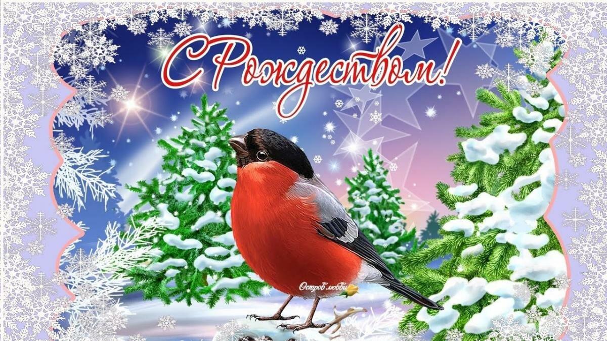 Загрузить открытки с рождеством, картинки