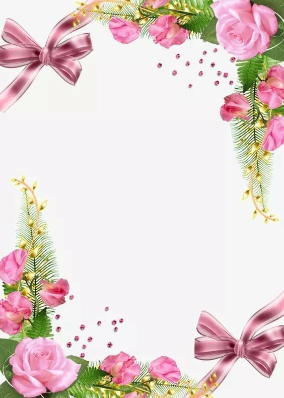 Открытка новым, открытка для текста с цветами
