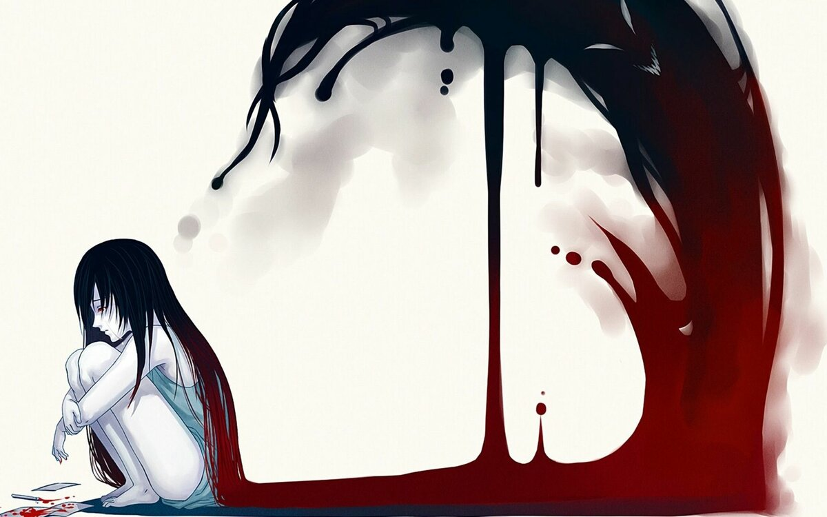 Картинки прикольные кровавые