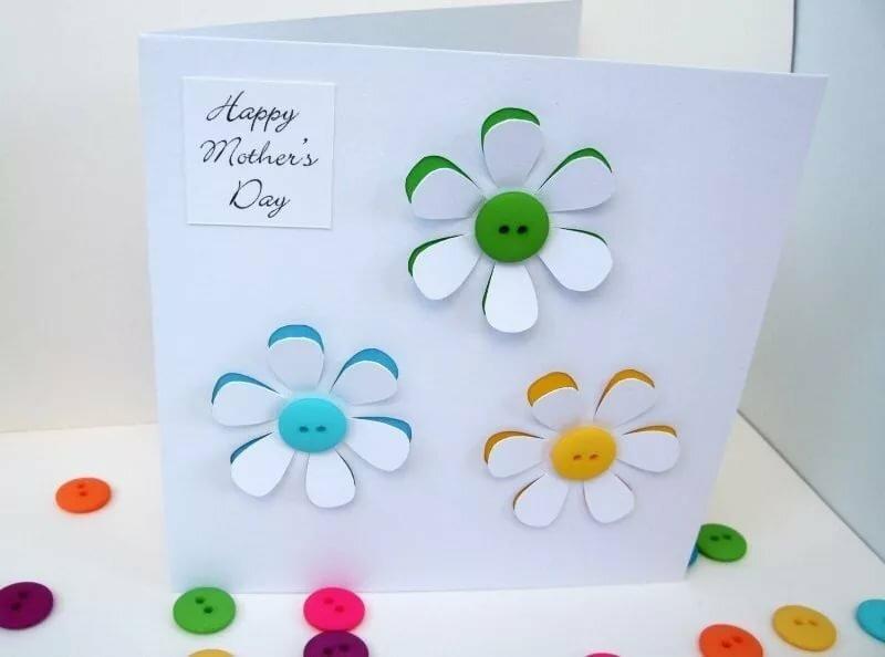 Открытки тюльпанами, открытки своими руками спасибо мама
