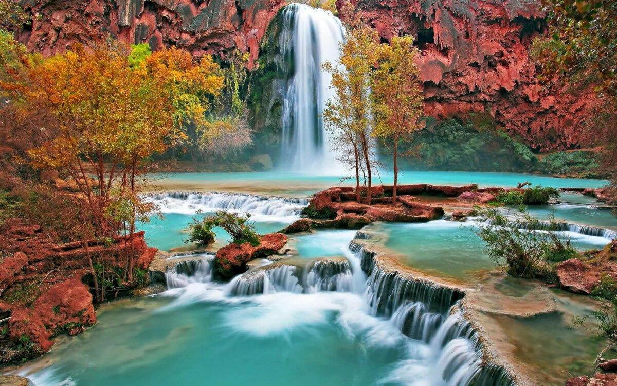 Картинка красота воды, открытку