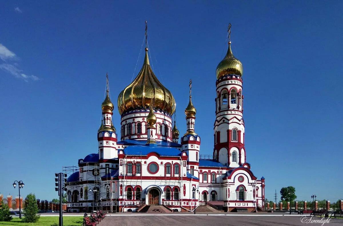 этого, кундже красивые церкви россии конструкции удалось