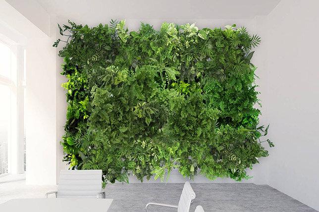 Экологичный дизайн все еще в тренеде