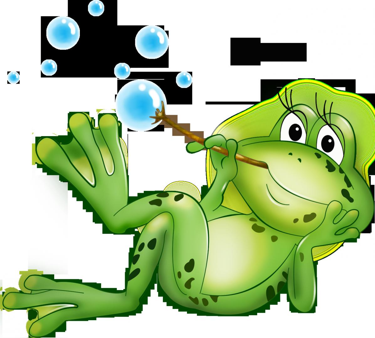 Открытки, картинки веселые лягушата на кувшинках
