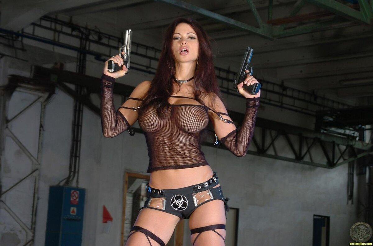 Naked badass women, the simpsons porn comics