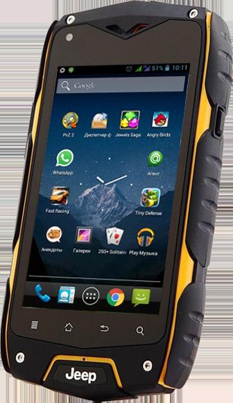 Смартфон Jeep Z6 IP68 в Алчевске