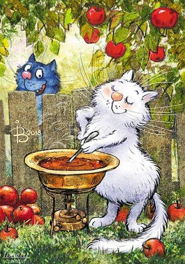 Картинки по запросу коты рины зенюк гиф