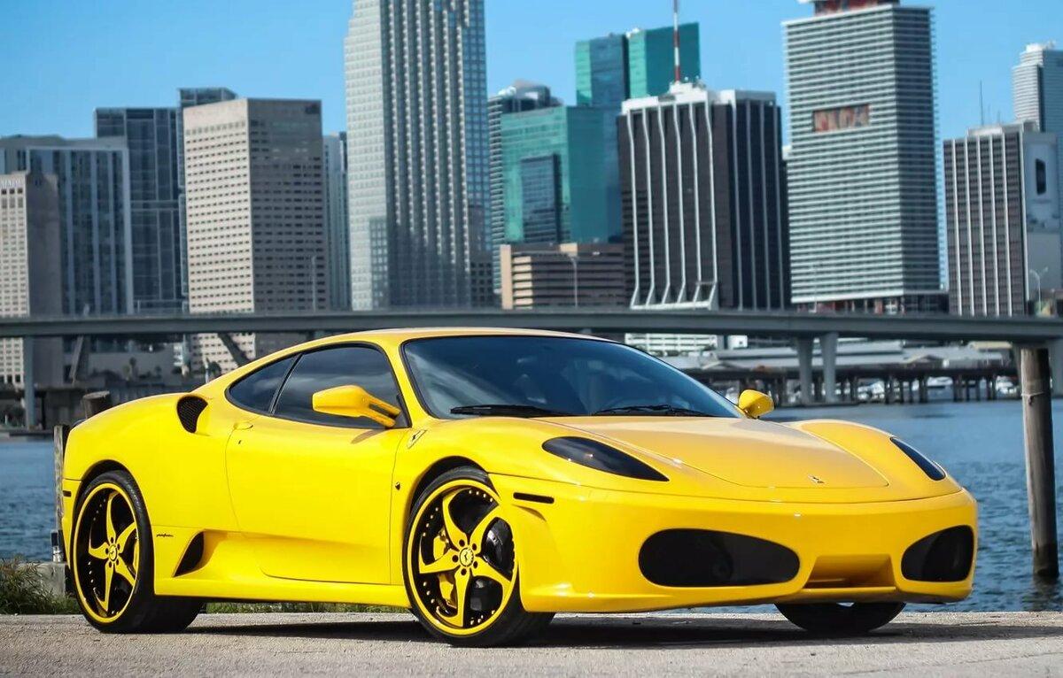 обложка картинка желтого автомобиля ложись свою постельку