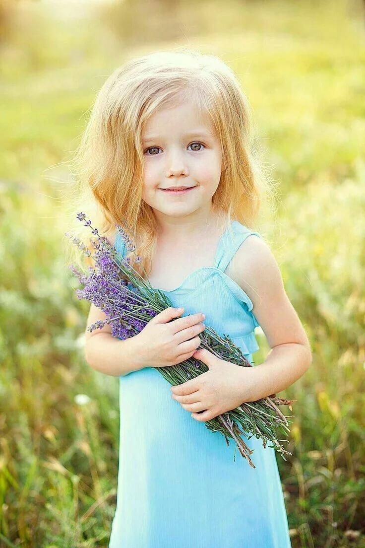 Красивые картинки для маленькой девочки