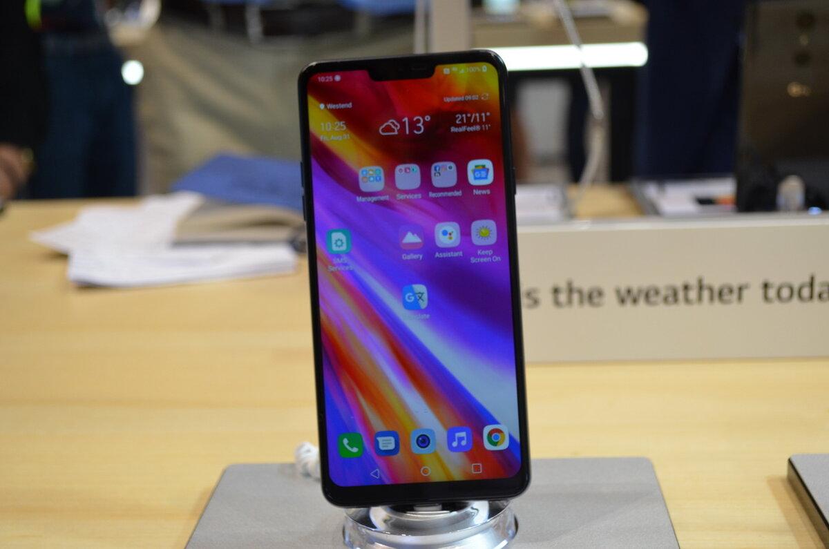 Копия LG G7 Fit в Аягозе