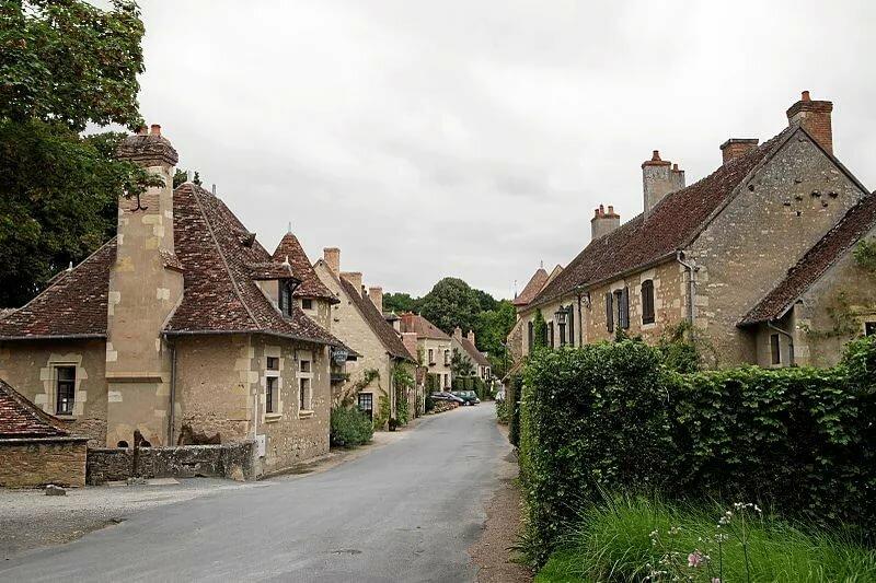 имеет множество французские деревушки фото сожалению, нашли