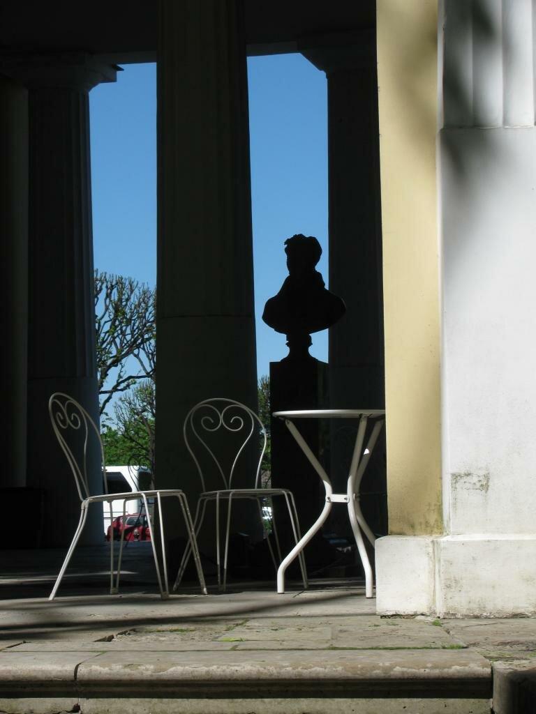 Павильон Росси в Михайловском саду, информация, фотографии, интерактивная панорама