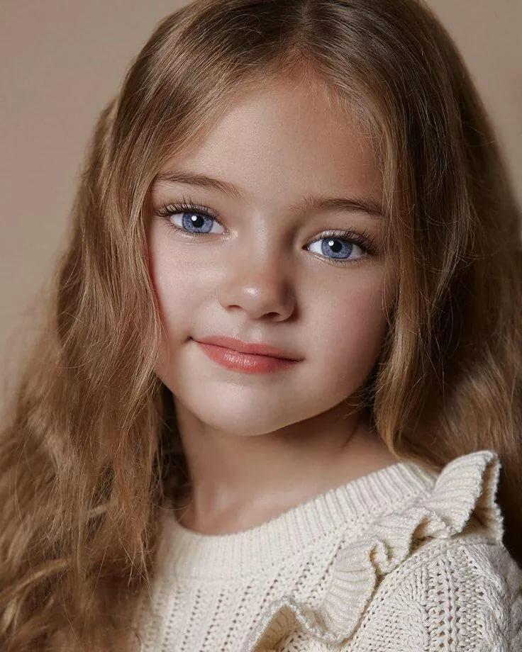 Маленькая девочка модель картинки