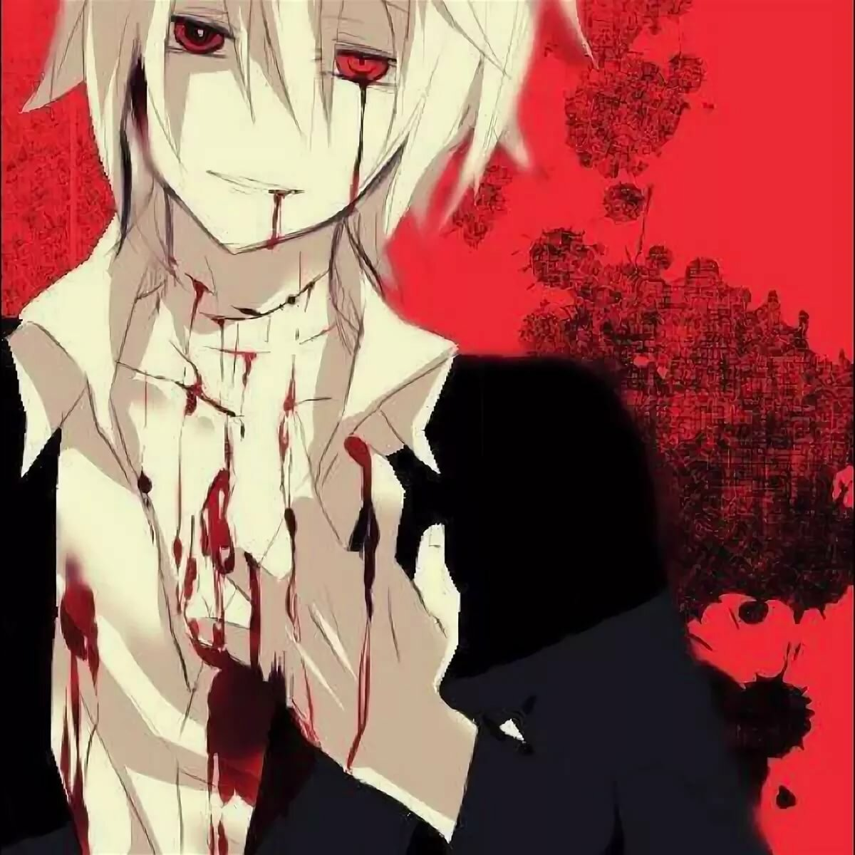 Картинки аниме для мальчиков убийца, картинки животными добрым