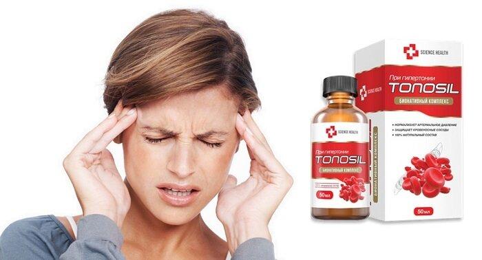 Tonosil от гипертонии в Ленинске-Кузнецком