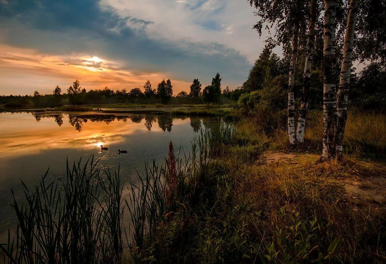 красивые фотографии пейзажей россии вариант